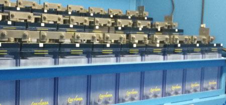 海上自衛隊大村航空基地隊蓄電池ユニット工事